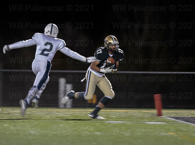 Rehman Johnson caught one pass for a 34 yard TD in Westfields first round playoff win