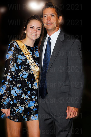 Westfield HS Homecoming Queen 2016 and her father