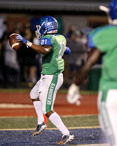 Spencer Alston's 29 yard 1st quarter TD reception opened scoring for South Lakes