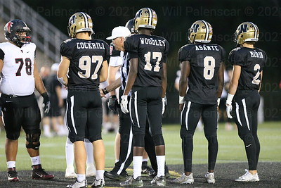 Westfield team captains for their 2017 homecoming game were Nolan Cockrill , Bizette Woodley, Eugene Asante, and Taylor Morin