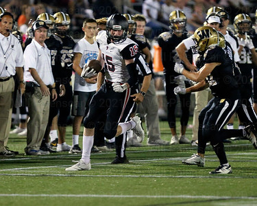 Madison WR catches one of his 5 passes and totaled 58 yards for the game.