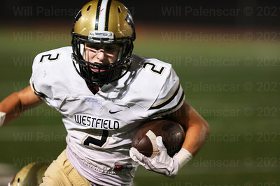Taylor Morin #2 is a big reason the Westfield Bulldogs are undrfeateed.