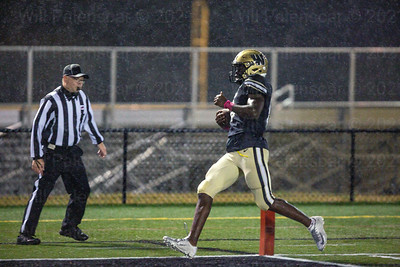 Eugene Asante #8 39 yard touchdown  is Westfield's second TD of the opening quarter