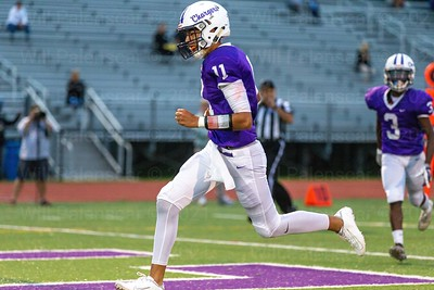 Chantilly QB Tyler O' Reilly #11