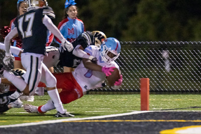 Nakia Wilson touchdown