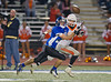 Woodland High School vs. Davis High School Varsity football in Davis, CA