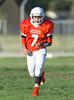 Colfax at Woodland Freshman Football.