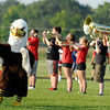 John P. Cleary | The Herald Bulletin<br /> The Frankton Eagles hosted the Lapel Bulldogs Friday evening in football.