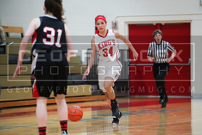 1/15/16- Archbishop Murphy at Kings