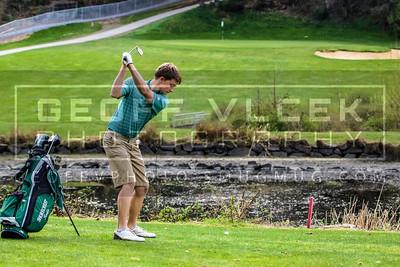 4/3/13- Shoreline Invitational coed Varsity HS golf SC & SW