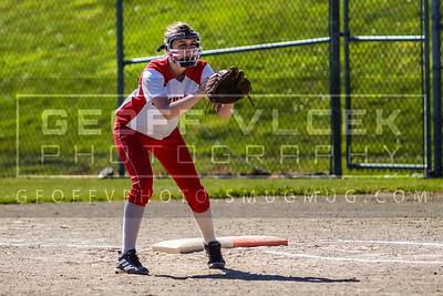 5/3/13- Stanwood vs Oak Harbor varsity softball