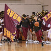 Eric Bonzar—The Morning Journal<br /> Avon Lake hosted the Olmsted Falls Bulldogs in Southwestern Conference play, Jan. 13, 2017. The Shoremen knocked off the Bulldogs, 56-44.