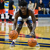 Eric Bonzar—The Morning Journal<br /> St. John's knock off the Elyria Pioneers, 48-47, in the D-I Akron/Toledo Regional Semifinal game, March 15, 2017.