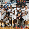 Eric Bonzar—The Morning Journal<br /> The Lorain Titans clinched the 2016 Holiday Classic Basketball Tournament with a 94-70 win over the Oberlin Phoenix, Dec. 28, 2016.