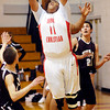 THB photo/John P. Cleary<br /> Tri vs Liberty Christian in boys basketball.