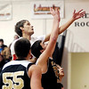 THB photo/John P. Cleary<br /> Madison-Grant vs Liberty Christian in boys basketball.