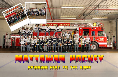 Mattawan Hockey 2012