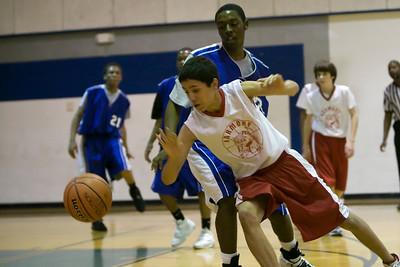 North Houston High School For Business Basketball Team