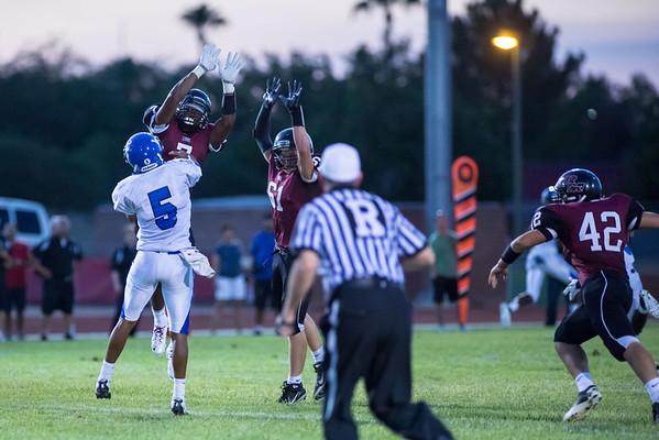 RMHS vs West View - Aug 24th 2012