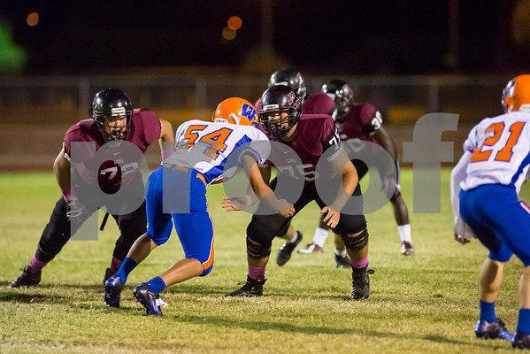 RMHS vs Westwood  -  October 12th 2012