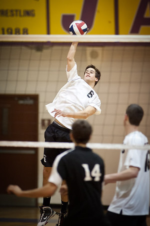 Boys Volleyball - 2012
