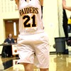 Chris Martin   for The Herald Bulletin<br /> Shenandoah's Abby Roeder takes a 3 pointer Saturday in a Regional loss to Wabash.