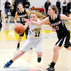 Don Knight | The Herald Bulletin<br /> Girls basketball sectional at Shenandoah on Tuesday.