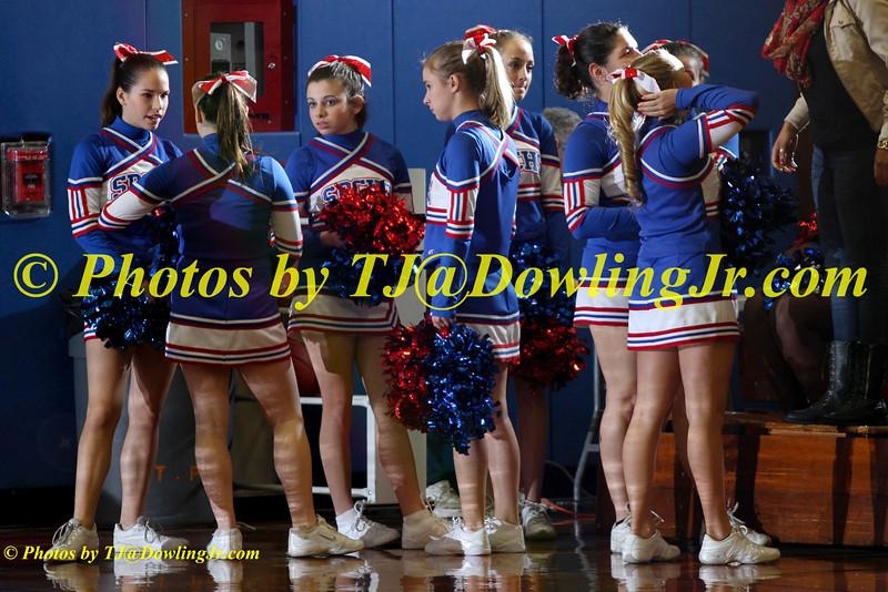 1/17/2014 TJ Dowling<br /> <br /> St Paul Catholic High School vs. Naugatuck High School