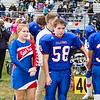 10/17/2015  TJ Dowling | St. Paul Catholic High School vs. Crosby High School<br /> <br /> Canon EOS 7D, EF24-70mm f/2.8L USM, @ f5.6, 1/200, ISO 100