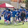 10/17/2015  TJ Dowling | St. Paul Catholic High School vs. Crosby High School<br /> <br /> Canon EOS 7D Mark II, EF70-200mm f/2.8L USM, @ f2.8, 1/1250, ISO 100
