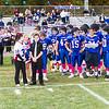 10/17/2015  TJ Dowling | St. Paul Catholic High School vs. Crosby High School<br /> <br /> Canon EOS 7D, EF24-70mm f/2.8L USM, @ f5.6, 1/250, ISO 200