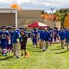 10/17/2015  TJ Dowling | St. Paul Catholic High School vs. Crosby High School<br /> <br /> Canon EOS 7D, EF24-70mm f/2.8L USM, @ f5.6, 1/320, ISO 100