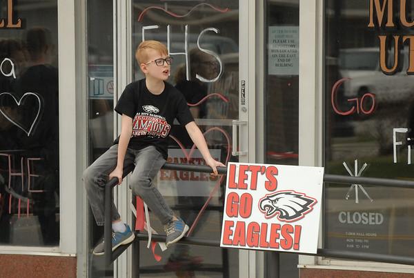 Eagles State Celebrate