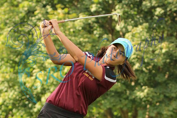 Turpin HS Girls Golf, Fall 2013