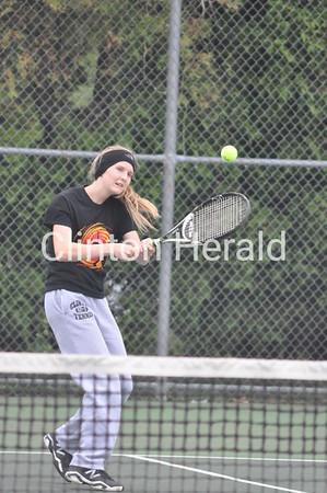 2014 MAC girls tennis meet