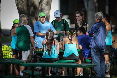 Ransom Everglades hosted Marathon.