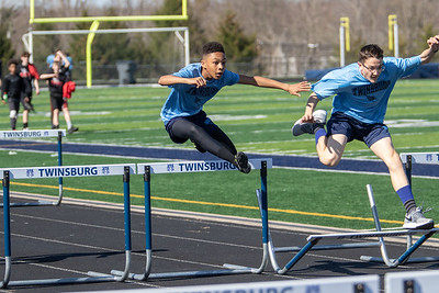Twinsburg Middle School Track and Field