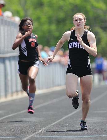 D2 Regional Track and Field