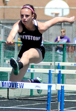 Division II District Track