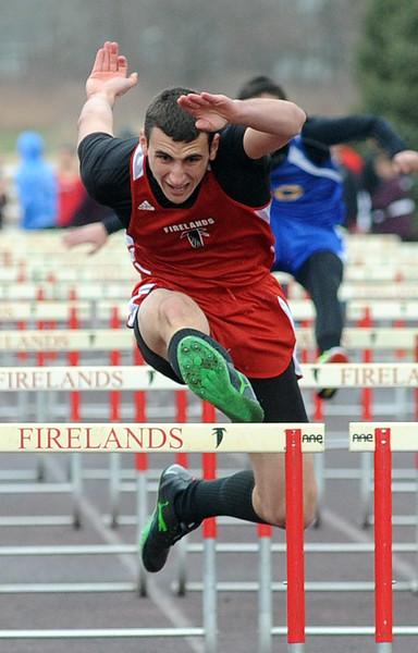 High School Track: Nelson Howe Invitational