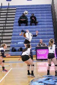 Twinsburg High School Volleyball Game