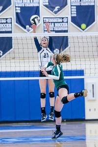 Twinsburg High School Girls Varsity Volleyball