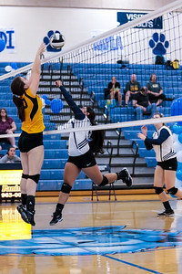 Twinsburg High School Girls Varsity Volleyball