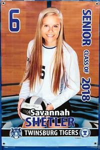 Twinsburg High School Varsity Volleyball