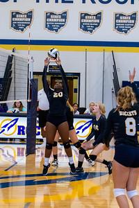 Streetsboro  High School Volleyball