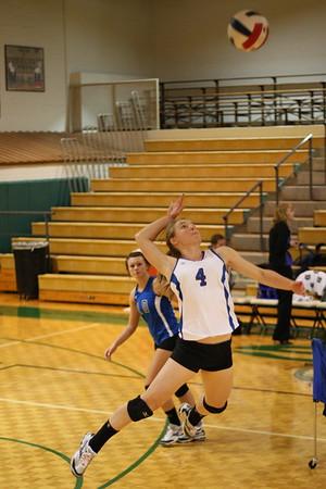 Auburn Volleyball - Regional Finals 11-11-10