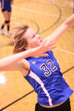 Auburn Volleyball - Regionals 11-10-10