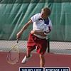 VHS Boys Tennis vs  Andrean 007