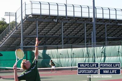 VHS Tennis vs  Lake Central (11)