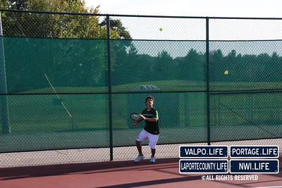 VHS Tennis vs  Lake Central (100)